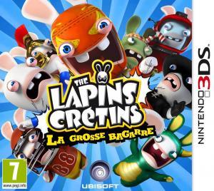 Echanger le jeu Les Lapins Crétins : la Grosse Bagarre sur 3DS