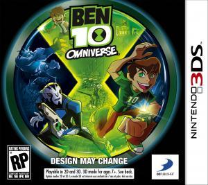 Echanger le jeu Ben 10 Omniverse sur 3DS