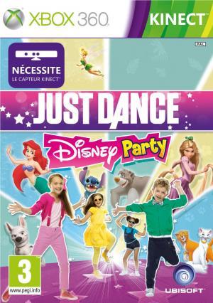 Echanger le jeu Just dance : disney party sur Xbox 360