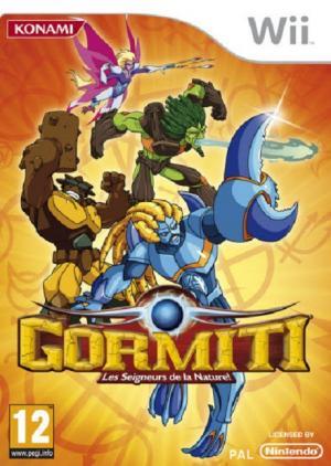 Echanger le jeu Gormiti : Les seigneurs de la nature sur Wii