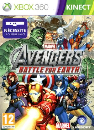 Marvel Avengers : battle for earth - Accessoires exigés - Kinect