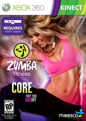 Echanger le jeu Zumba fitness core sur Xbox 360