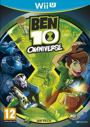 Echanger le jeu Ben 10 Omniverse sur Wii U