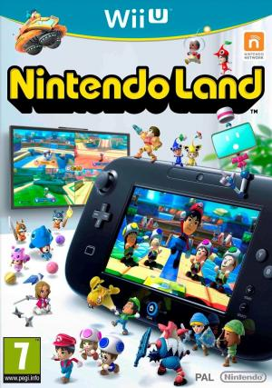 Echanger le jeu Nintendo Land sur Wii U