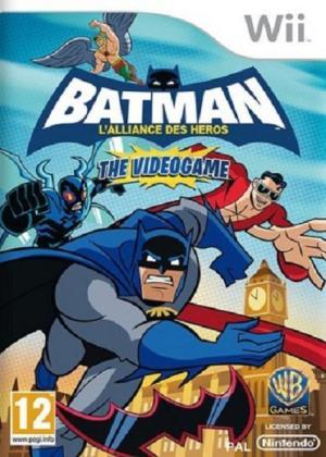 Echanger le jeu Batman, L'alliance des héros sur Wii