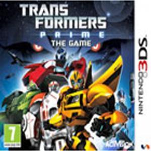 Echanger le jeu Transformers : Prime sur 3DS