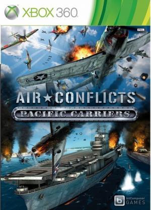 Echanger le jeu Air Conflict : Pacific Carriers sur Xbox 360