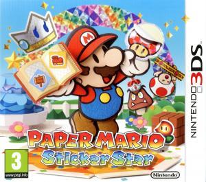 Echanger le jeu Paper Mario : Sticker Star sur 3DS