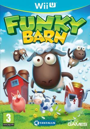 Echanger le jeu Funky Barn sur Wii U