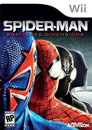 Echanger le jeu Spider-Man Dimensions sur Wii