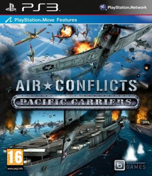 Echanger le jeu Air Conflict : Pacific Carriers sur PS3