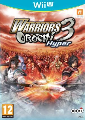 Echanger le jeu Warriors Orochi 3 Hyper sur Wii U