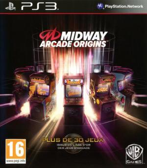 Echanger le jeu Midway Arcade Origins sur PS3