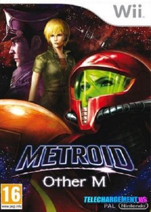 Echanger le jeu Metroid Other M sur Wii