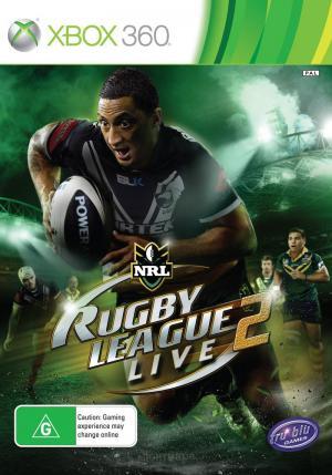 Echanger le jeu Rugby League Live 2 sur Xbox 360