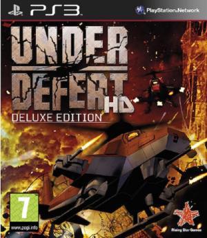 Echanger le jeu Under Defeat HD Deluxe sur PS3