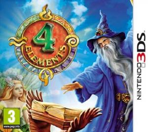 Echanger le jeu 4 Elements sur 3DS