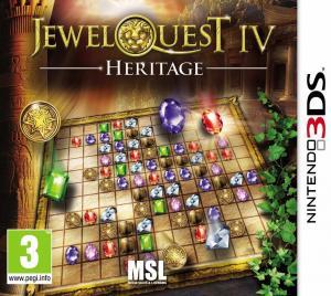 Echanger le jeu Jewel quest 4 Heritage sur 3DS