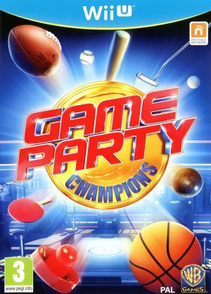 Echanger le jeu Game Party Champions sur Wii U