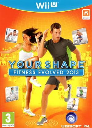 Echanger le jeu Your Shape : Fitness Evolved 2013 sur Wii U