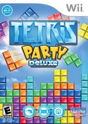Echanger le jeu Tetris Party Deluxe sur Wii