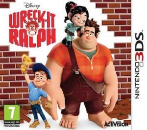 Echanger le jeu Les Mondes de Ralph  sur 3DS