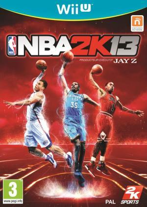 Echanger le jeu NBA 2K13 sur Wii U