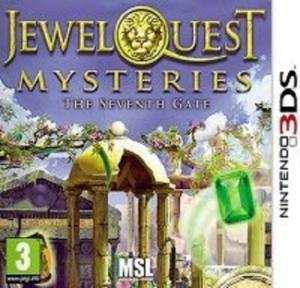 Echanger le jeu Jewel Quest Mysteries 3 : La Septième Porte sur 3DS