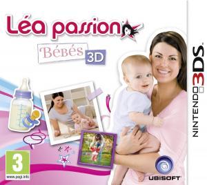 Echanger le jeu Léa Passion Bébés 3D sur 3DS
