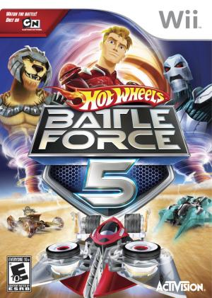 Echanger le jeu Hot Wheels, Battle Force 5 sur Wii