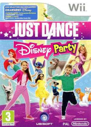 Echanger le jeu Just Dance : Disney Party sur Wii
