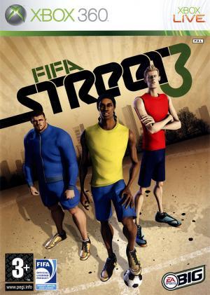 Echanger le jeu FIFA Street 3 sur Xbox 360