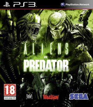 Echanger le jeu Aliens vs Predator sur PS3