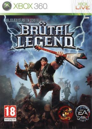 Echanger le jeu Brütal Legend sur Xbox 360