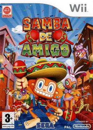 Echanger le jeu Samba De Amigo sur Wii