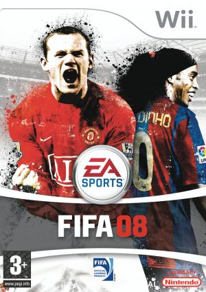 Echanger le jeu FIFA 08 sur Wii