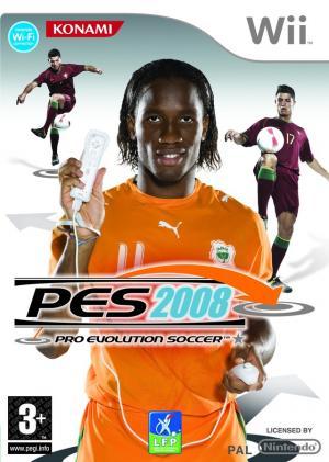 Echanger le jeu PES 2008 sur Wii