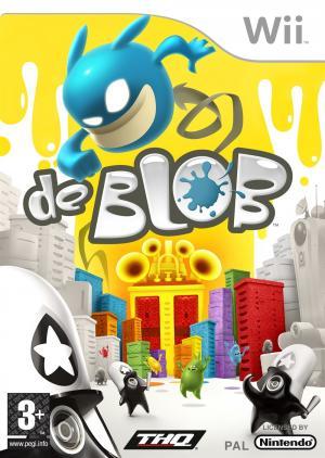Echanger le jeu De Blob sur Wii
