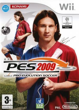 Echanger le jeu PES 2009 sur Wii