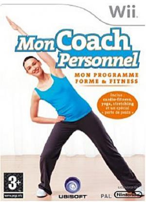 Echanger le jeu Mon coach personnel, Club Fitness sur Wii