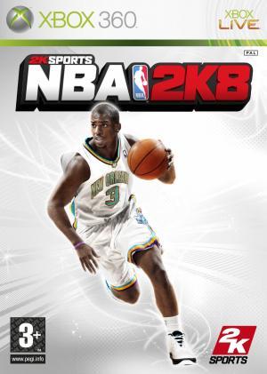 Echanger le jeu NBA 2K8 sur Xbox 360