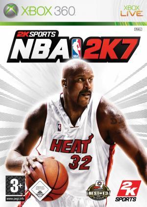 Echanger le jeu NBA 2K7 sur Xbox 360