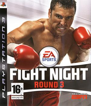 Echanger le jeu Fight Night : Round 3 sur PS3
