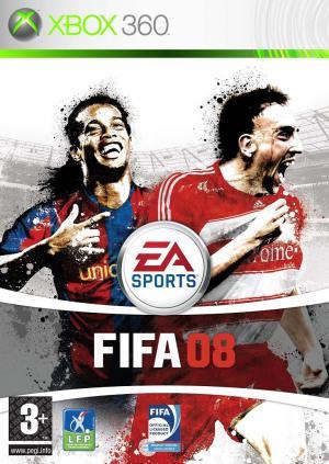 Echanger le jeu FIFA 08 sur Xbox 360