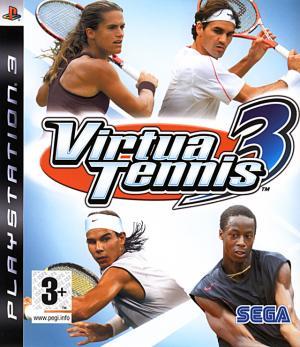 Echanger le jeu Virtua Tennis 3 sur PS3