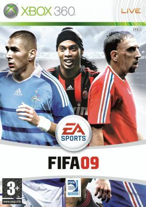 Echanger le jeu FIFA 09 sur Xbox 360