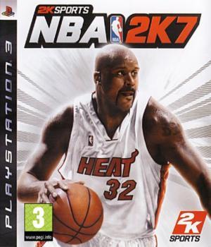 Echanger le jeu NBA 2K7 sur PS3