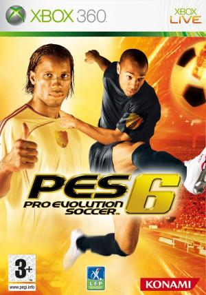 Echanger le jeu PES 6 sur Xbox 360