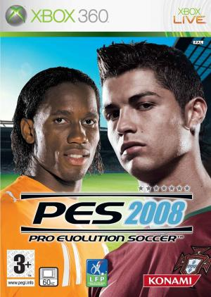 Echanger le jeu PES 2008 sur Xbox 360