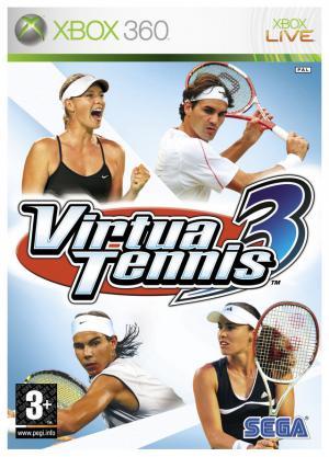 Echanger le jeu Virtua Tennis 3 sur Xbox 360